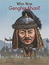 کتاب زبان Who Was Genghis Khan?