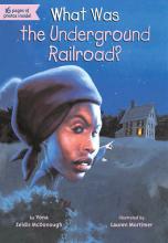 کتاب زبان What Was the Underground Railroad?