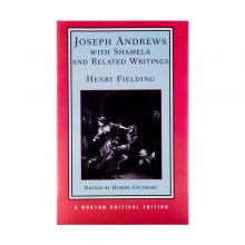کتاب زبان Joseph Andrews With Shamela and Related Writings-Norton Critical