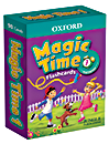 فلش کارت Magic Time1 (2nd)Flashcards