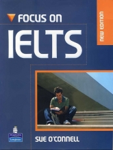 کتاب زبان New Focus on IELTS+CD