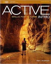 کتاب زبان ACTIVE Skills for Reading Intro 3rd