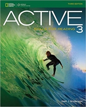 کتاب زبان ACTIVE Skills for Reading 3 , 3rd