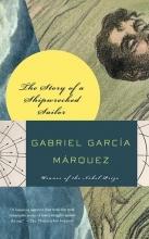 کتاب رمان انگلیسی سر گذشت یک غریق  the story of a shipwrecked sailor