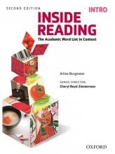 کتاب اینساید ریدینگ اینترو ویرایش دوم Inside Reading Intro with cd 2edition