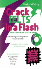 کتاب زبان (Crack IELTS in a flash (writing, structure, and vocabulary booster
