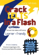 کتاب زبان (Crack IELTS In a Flash (Listening