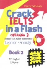 کتاب زبان (Crack IELTS In a Flash (Speaking 2
