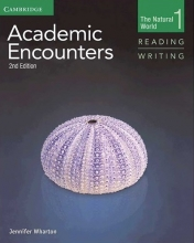 کتاب زبان Academic Encounters Level 1 Reading and Writing