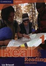 کتاب زبان  کمبریج انگلیش اسکیلز ریل ریدینگ Cambridge English Skills Real Reading 1