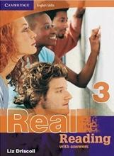کتاب زبان کمبریج انگلیش اسکیلز ریل ریدینگ Cambridge English Skills Real Reading 3