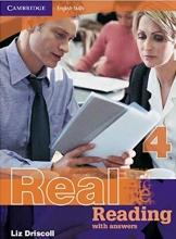 کتاب زبان کمبریج انگلیش اسکیلز ریل ریدینگ Cambridge English Skills Real Reading 4