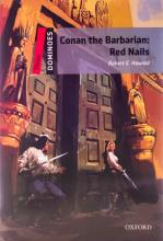 کتاب زبان New Dominoes (3):Three Conan the Barbarian+cd