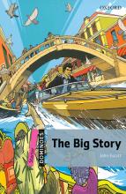 کتاب داستان زبان انگلیسی دومینو: داستان بزرگ New Dominoes Starter: The Big Story