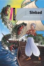 کتاب زبان New Dominoes starter: Sinbad+CD