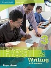 کتاب زبان Cambridge English Skills: Real Writing 3