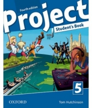 کتاب زبان Project 5 fourth edition s.b+w.b+dvd+cd