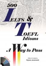 کتاب زبان 500 IELTS & TOEFL Idioms
