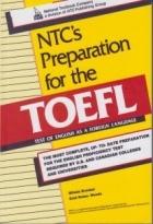 کتاب تافل NTC's Preparation for the TOEFL