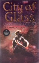 کتاب زبان The Mortal Instruments - City of Glass - Book 3