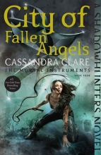 کتاب زبان The Mortal Instruments - City of Fallen Angels - Book 4