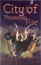 کتاب زبان The Mortal Instruments - City of Heavenly Fire - Book 6