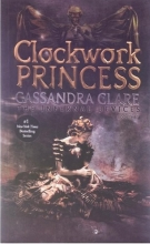 کتاب زبان The Infernal Devices - Clockwork Princess - Book 3