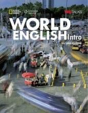 کتاب زبان World English Intro (2nd) SB+WB+DVD