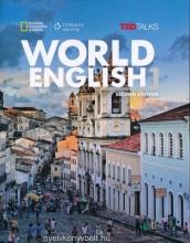کتاب زبان World English 1 (2nd) SB+WB+DVD