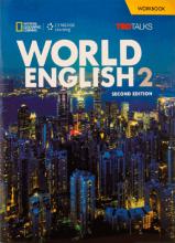 کتاب زبان World English 2 (2nd) SB+WB+DVD