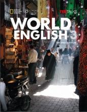 کتاب زبان World English 3 (2nd) SB+WB+DVD