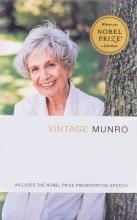 کتاب زبان Vintage Munro-Alice Munro