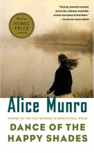 کتاب زبان Dance of the Happy Shades: And Other Stories-Alice Munro