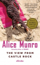 کتاب زبان The View from Castle Rock-Alice Munro