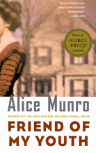 کتاب زبان Friend of My Youth-Alice Munro