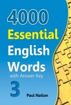 کتاب زبان 4000Essential English Words Book 3 with Answer Key
