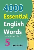 4000Essential English Words Book 5 with Answer Key