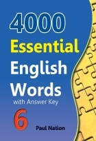 4000Essential English Words, Book 6 with Answer Key