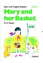 کتاب زبان Start with English Readers. Grade 1: Mary and Her Basket