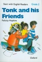 کتاب زبان Start with English Readers. Grade 2: Tonk and his Friends
