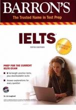 کتاب بارونز آیلتس ویرایش پنجم Barrons IELTS 5th Edition+CD
