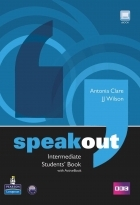 کتاب زبان (Speakout Intermediate (SB+WB+DVD