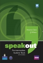 کتاب زبان (Speakout Pre Intermediate (SB+WB+DVD