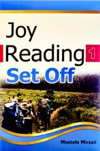 کتاب زبان Joy Reading: Set Off-Book 1