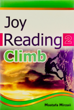 کتاب زبان Joy Reading: Climb-Book 2