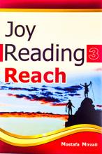 کتاب زبان جوی ریدینگ  Joy Reading: Reach-Book 3