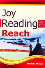 کتاب زبان Joy Reading: Reach-Book 3