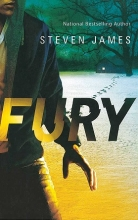 کتاب زبان Blur Trilogy-Fury-Book 2