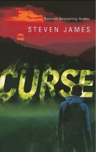 کتاب زبان Blur Trilogy-Curse-Book 3