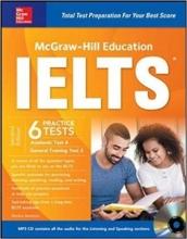 کتاب زبان McGraw-Hill Education IELTS 6 Practice Tests 2nd+CD